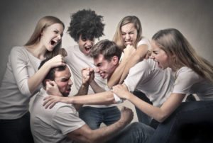 как реагировать на провокации